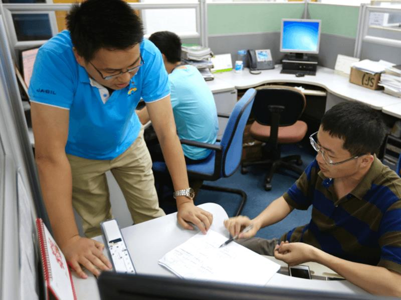 JBL Huangpu 2 Guys In Office1